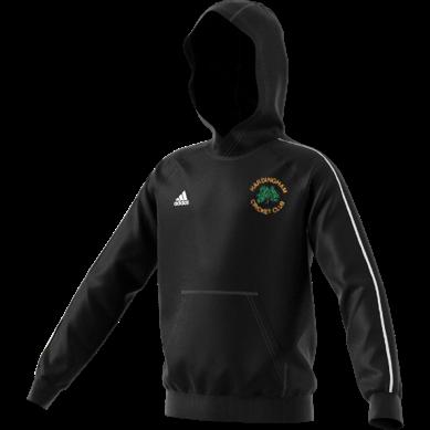 Hardingham CC Adidas Black Hoody