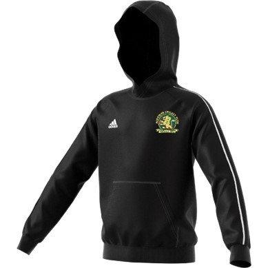 Aldridge CC Adidas Black Hoody