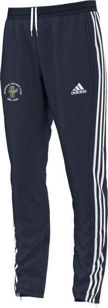 Marehay CC Adidas Navy Training Pants