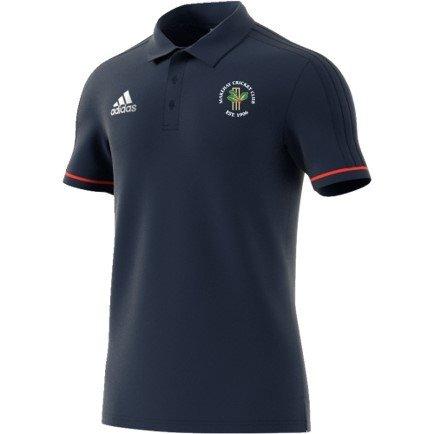 Marehay CC Adidas Navy Polo