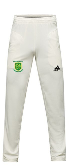 Birchfield Park CC Adidas Pro Junior Playing Trousers