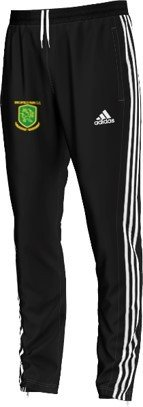 Birchfield Park CC Adidas Black Junior Training Pants