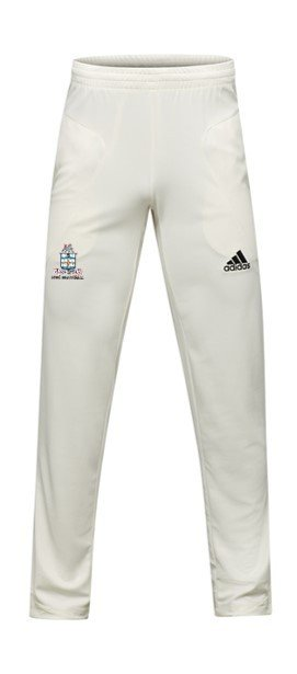 Long Whatton CC Adidas Pro Junior Playing Trousers