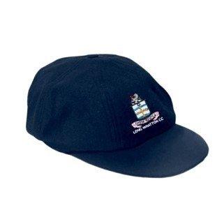 Long Whatton CC Navy Baggy Cap