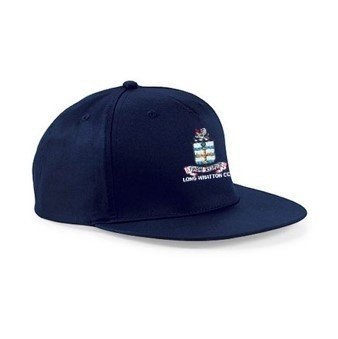 Long Whatton CC Navy Snapback Hat