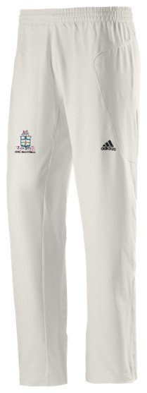 Long Whatton CC Adidas Elite Junior Playing Trousers