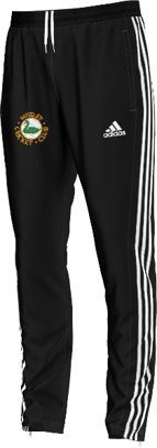Mistley CC Adidas Black Junior Training Pants