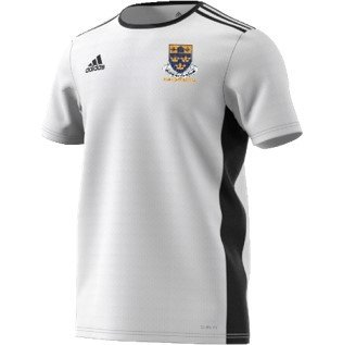 Old Dowegians CC Adidas White Training Jersey