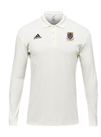 Old Dowegians CC Adidas Pro L/S Playing Shirt