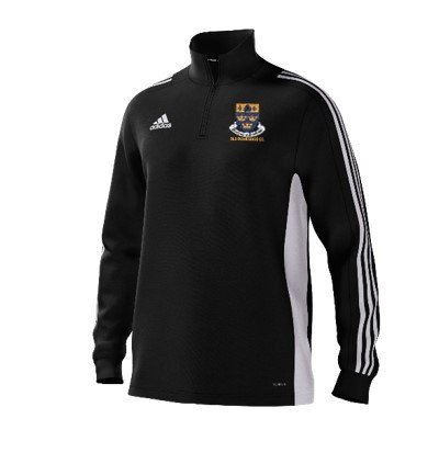 Old Dowegians CC Adidas Black Training Top