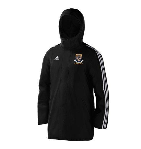 Old Dowegians CC Black Adidas Stadium Jacket