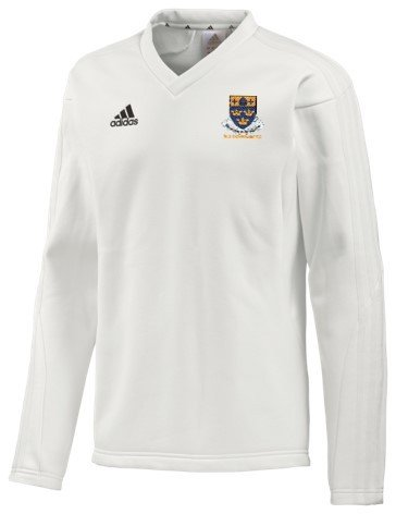 Old Dowegians CC Adidas L/S Playing Sweater