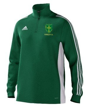 Guiseley CC Adidas Green Training Top