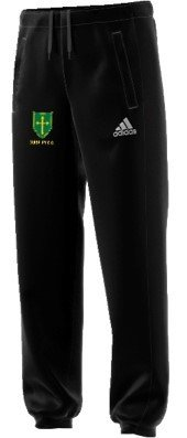 Guiseley CC Adidas Black Sweat Pants