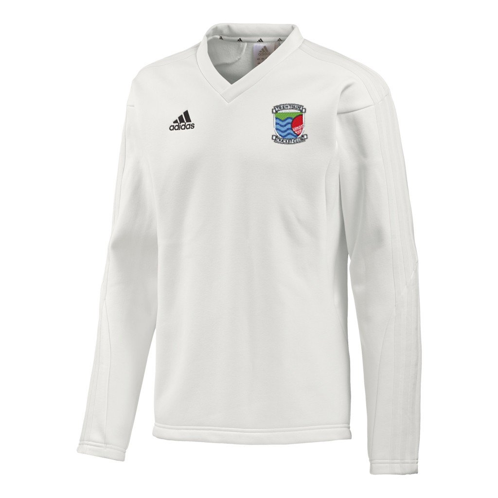 Trentside CC Adidas L/S Playing Sweater