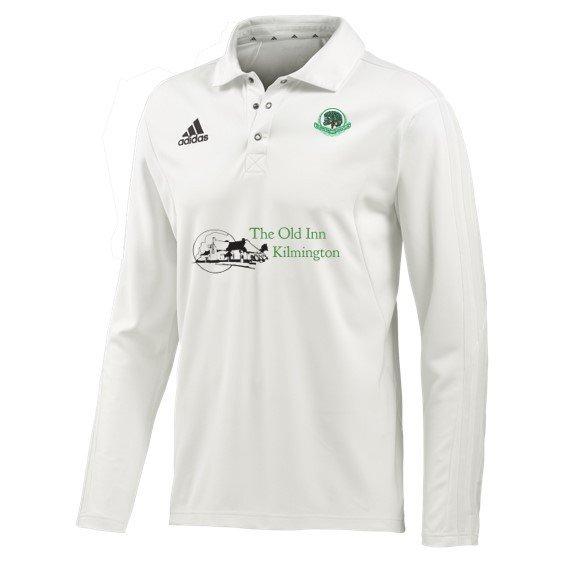 Kilmington CC Adidas Elite L/S Playing Shirt