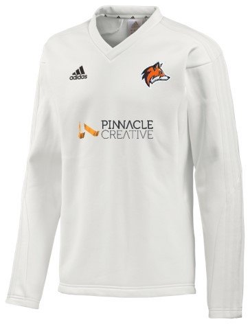 Grange Park CC Adidas L/S Playing Sweater