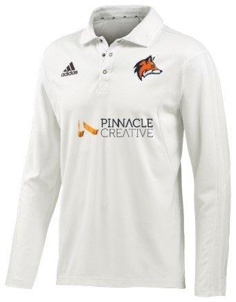 Grange Park CC Adidas Elite L/S Playing Shirt
