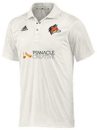 Grange Park CC Adidas Elite S/S Playing Shirt
