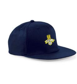 Waleswood Sports CC Navy Snapback Hat