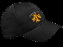 Alfreton CC Black Baseball Cap