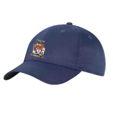 Peterlee CC Navy Baseball Cap
