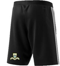 Shotley Bridge CC Adidas Black Training Shorts
