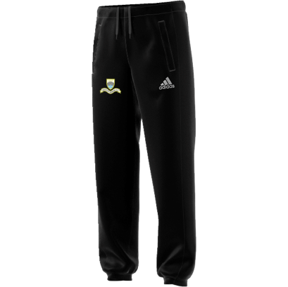Shotley Bridge CC Adidas Black Sweat Pants