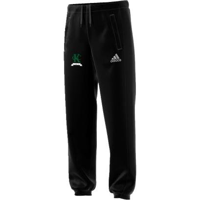 Kew CC Adidas Black Sweat Pants