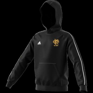 Kirkby Portland CC Adidas Black Training Pants