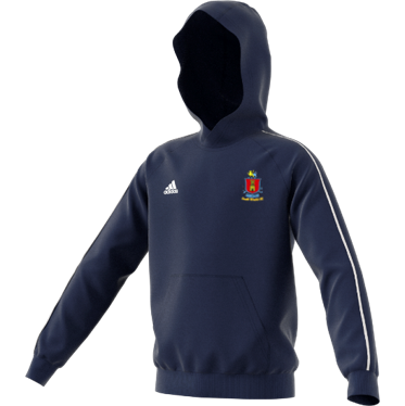South Weald CC Adidas Navy Junior Hoody