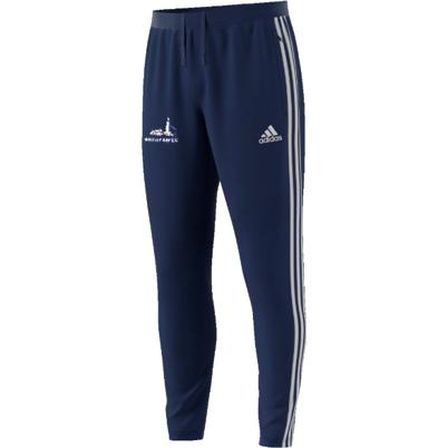 Whitley Bay CC Adidas Navy Training Pants
