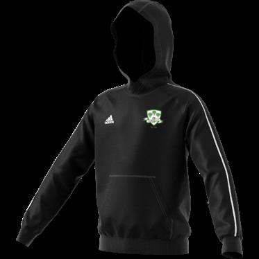 Lindsell CC Adidas Black Junior Hoody