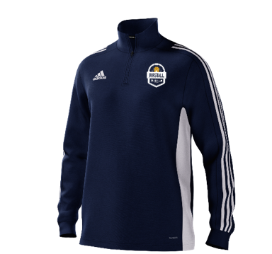 Birstall CC Adidas Navy Junior Training Top