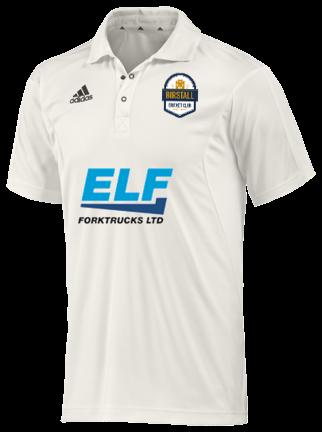 Birstall CC Adidas Elite Junior Playing Shirt