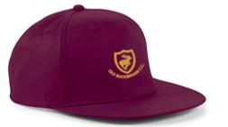 Old Buckenham CC Black Baggy Cap