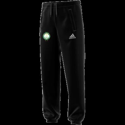 Little Bardfield Village CC Adidas Black Sweat Pants