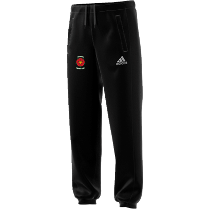 Walkden CC 3rd Team Adidas Black Sweat Pants