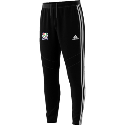 Killyclooney CC Adidas Black Junior Training Pants