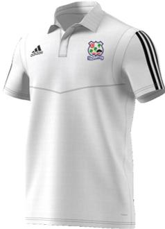Killyclooney CC Adidas White Polo