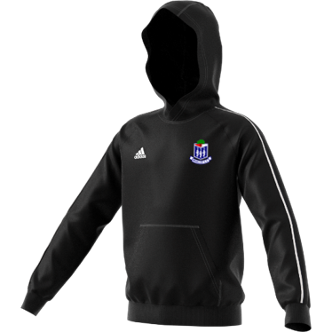 Whalley CC Adidas Black Hoody