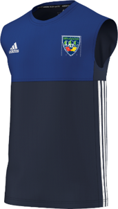 North West Warriors CC Adidas Navy Training Vest