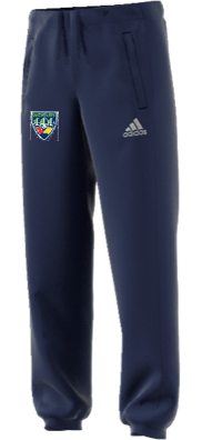 Warriors CC Adidas Navy Sweat Pants