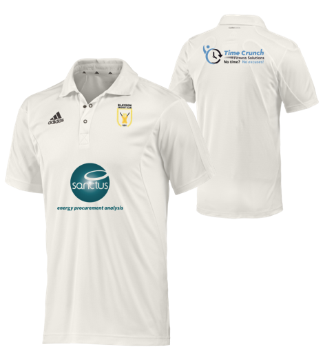 Blaydon CC Adidas Elite S/S Playing Shirt