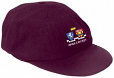 Oakwood Park Grammar School CC Maroon Baggy Cap