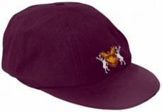 Cockfosters CC Maroon Baggy Cap