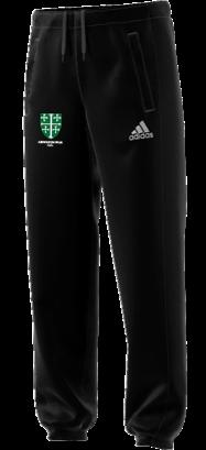 Abingdon Vale CC Adidas Black Sweat Pants
