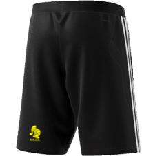 Sully Centurions CC Adidas Black Junior Training Shorts