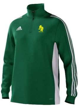 Sully Centurions CC Adidas Green Training Top