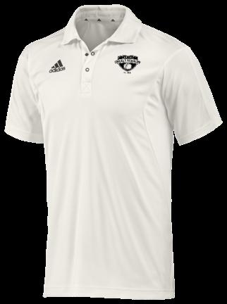 London Cricket Academy Adidas Elite Junior Playing Shirt